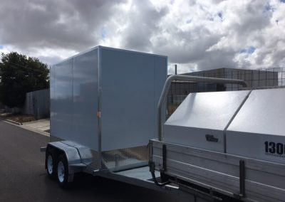 New portable coolroom built and delivered for a hire operator in Alice Springs