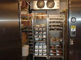 Coolrooms for commercial kitchens