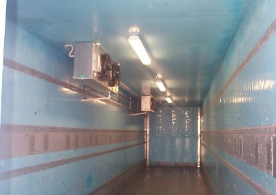 50 foot refrigerated cool room