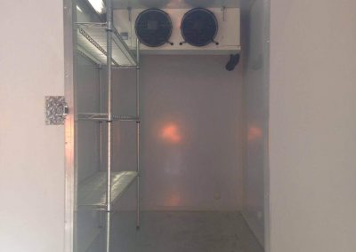 The sturdy build use by used by Commercial Refrigeration Adelaide when building new Coolooms
